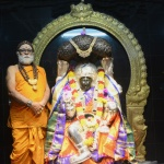 Gurudev and Sri Dakshinamurthi.jpg